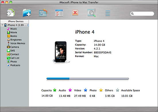 sync iphone contacts to mac how to transfer contact from iphone to mac iphone 1564